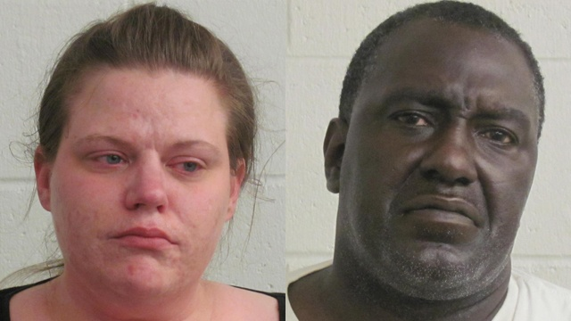 Police: Toddler on board during Oregon couple's heroin arrest