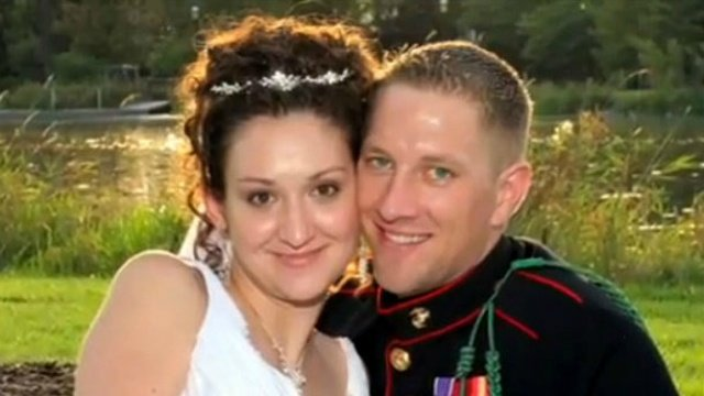 Husband charged in killing of Wauwatosa police officer