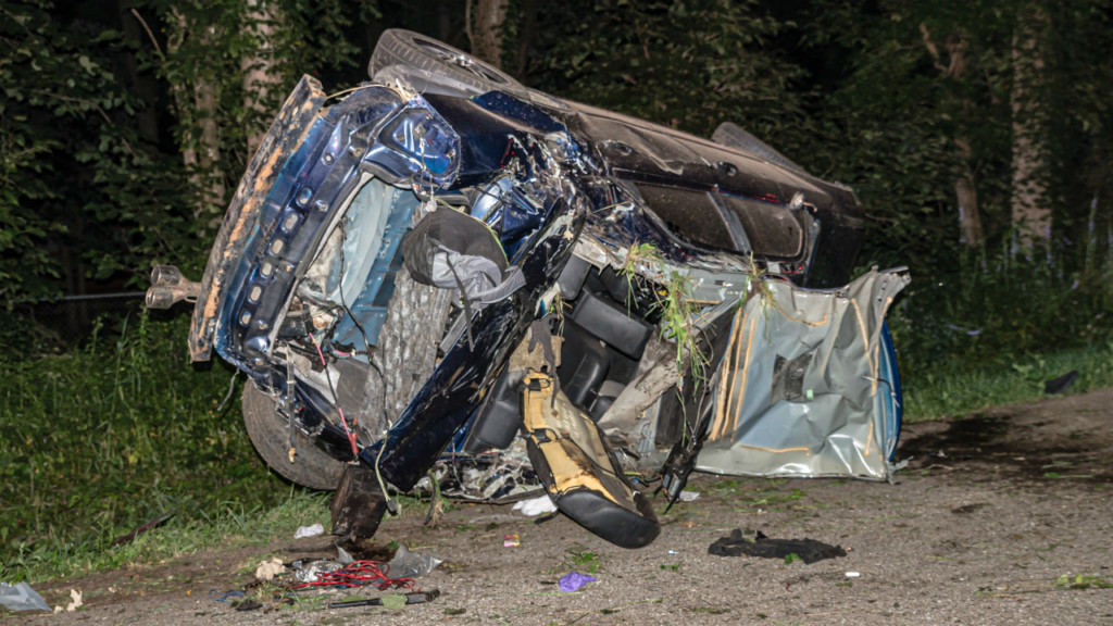 Beloit man airlifted to hospital following crash likely involving alcohol and speed, police say