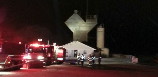 Fire causes $20,000 damage to Town of Beloit business