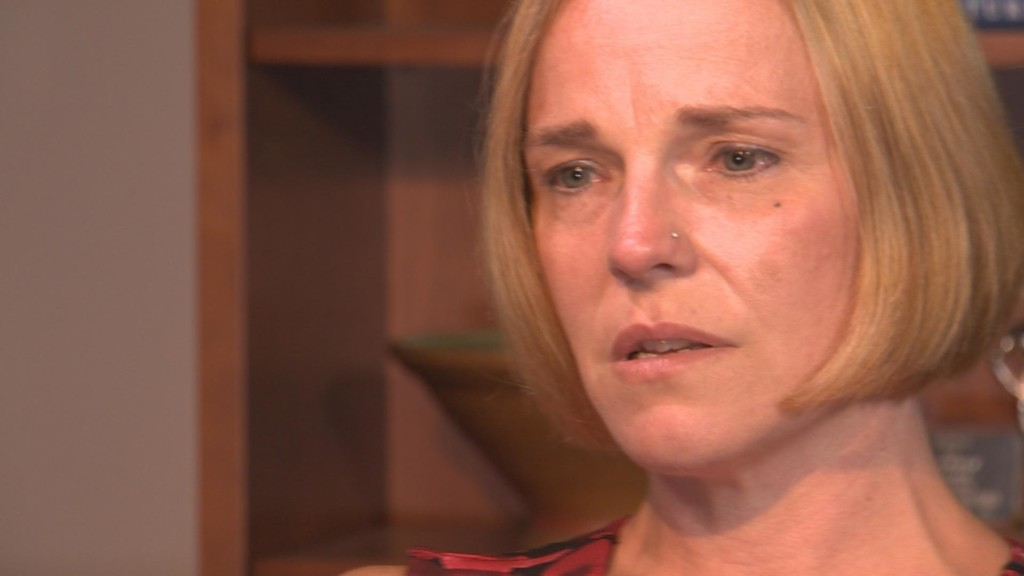 Victim speaks out on sex offender release: 'He is a very violent predator'