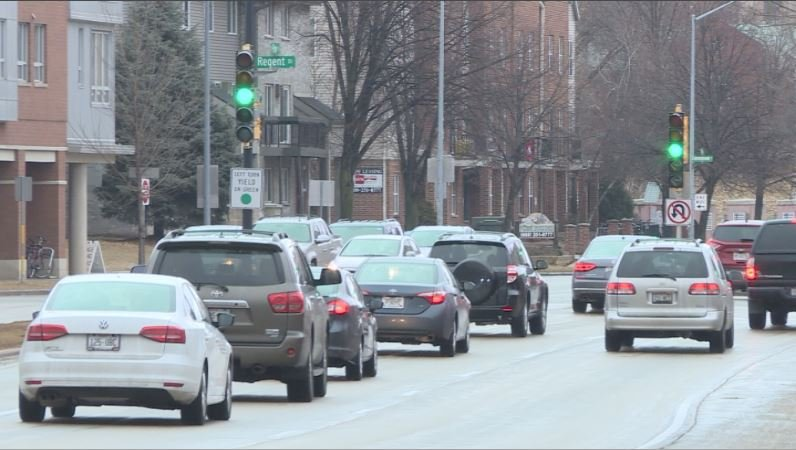 Technology on Park Street intersections will communicate with passing vehicles