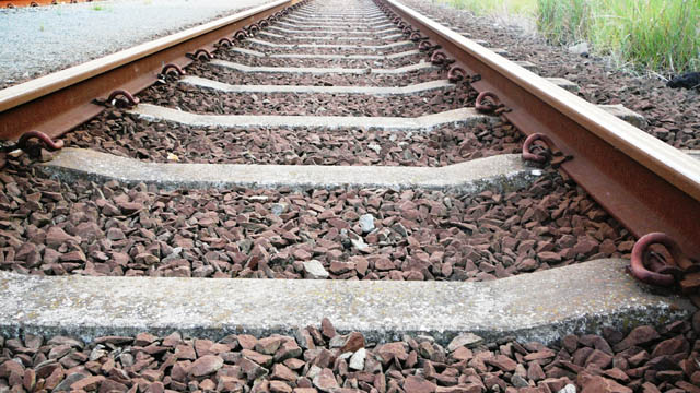 DOT urges people to stop trespassing on railroad tracks, driving around train gates