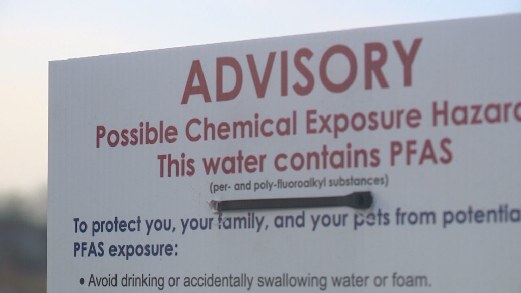 Department of Natural Resources finds high levels of PFAS in foam at Olbrich Boat Launch
