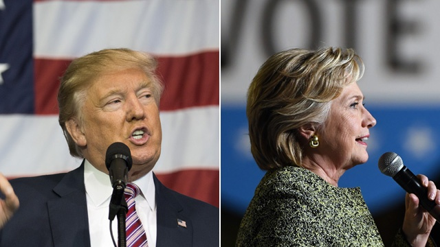 Trump, Clinton, Obama call for country unity