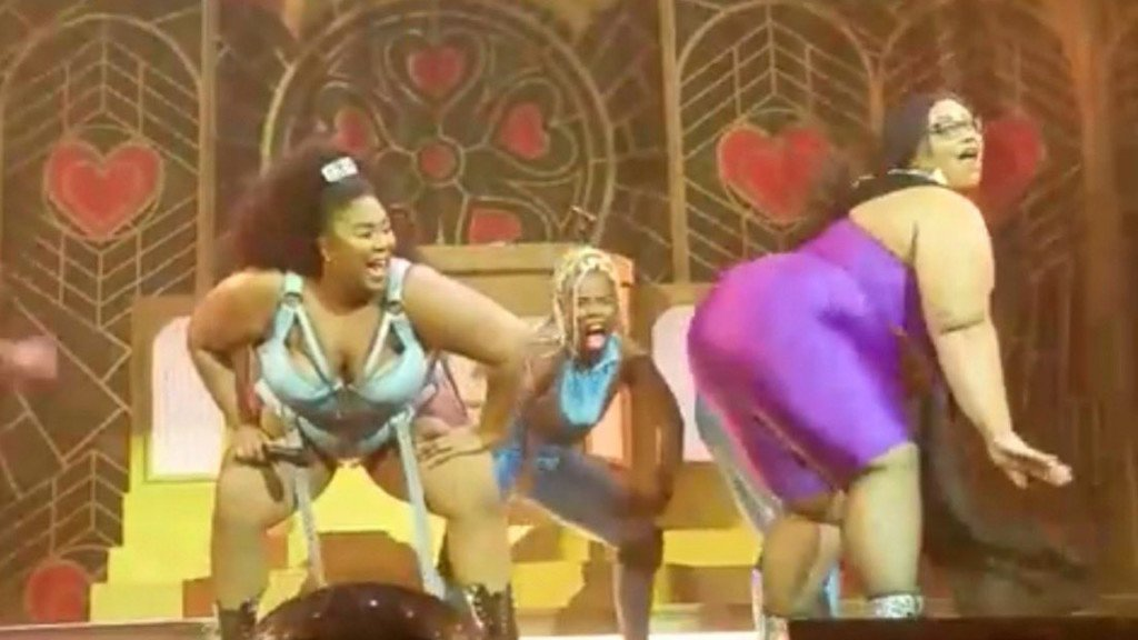 UW-Madison assistant professor twerks with Lizzo on stage after #twerkwithlizzo video goes viral