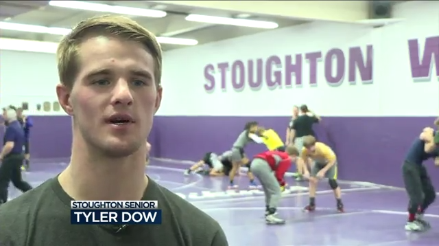 Stoughton's Tyler Dow looking to repeat history