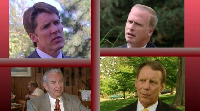 Senate candidates to gather for last debate