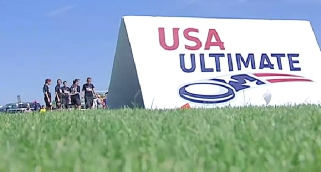 Wisconsin goes down in Frisbee nationals