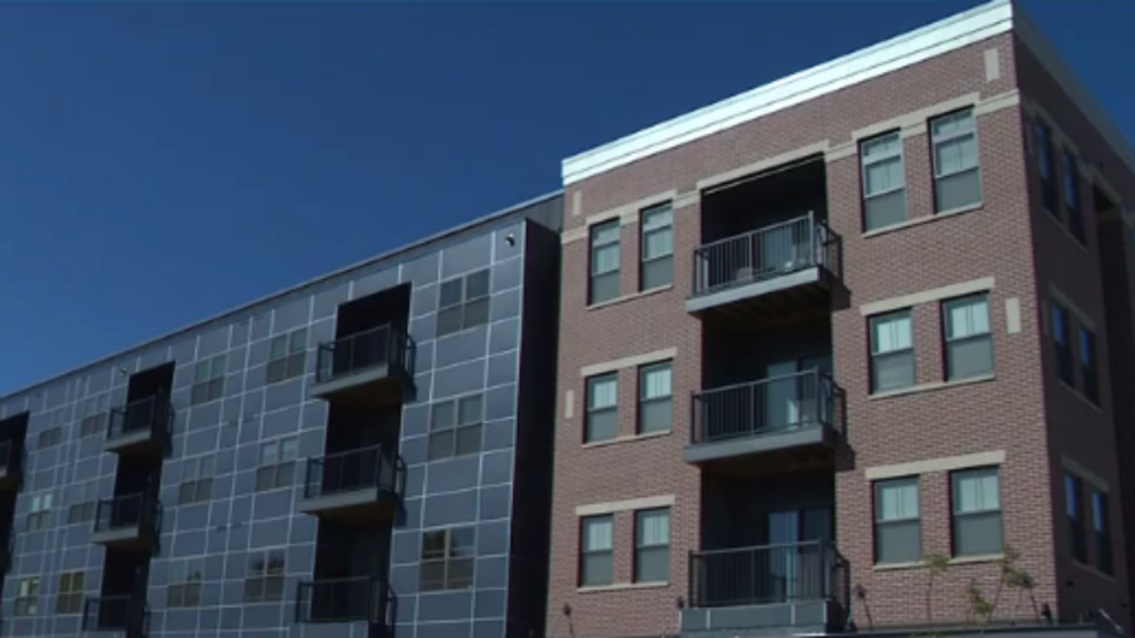 New affordable housing nears completion on the east side