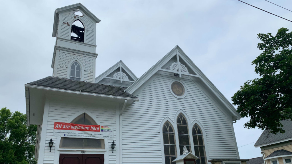 Mazomanie church looks for temporary place of worship after fire
