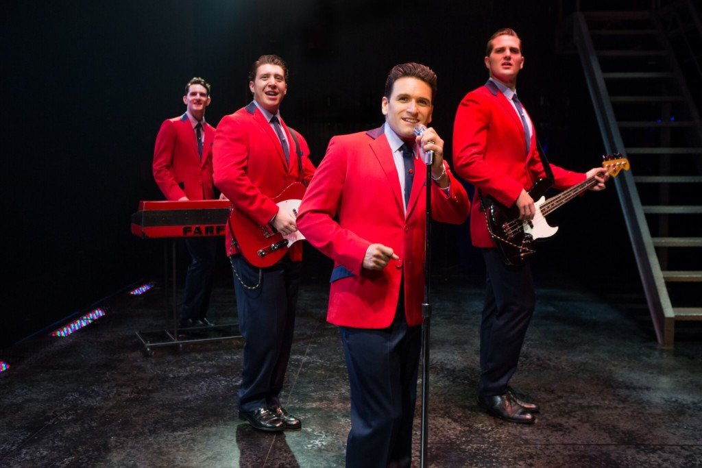 """""""Jersey Boys"""" delivers the hits"""