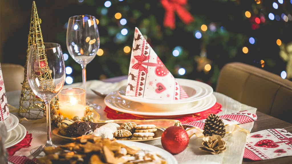 5 Christmas food events this week