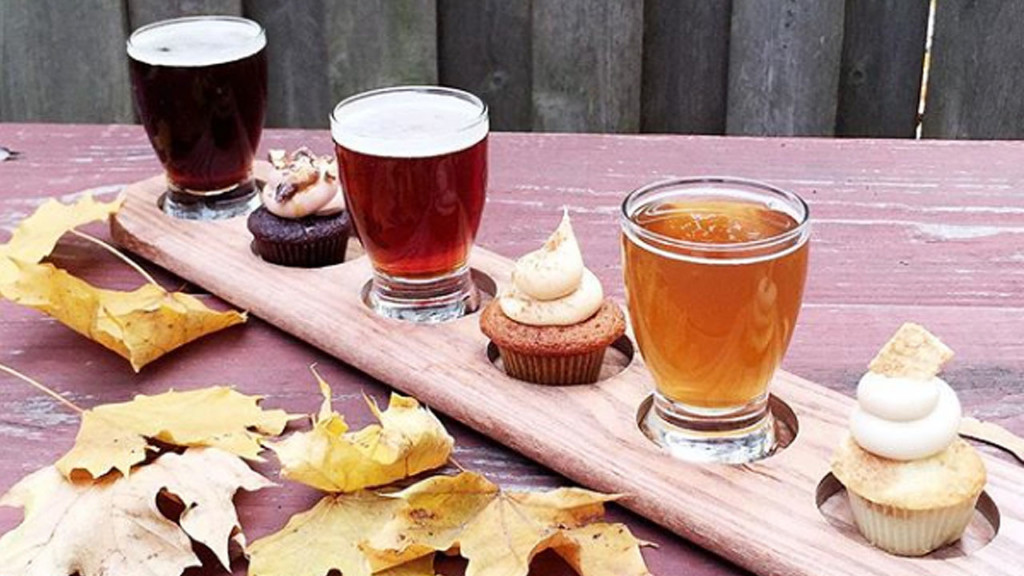 Fall food events: Enjoy cheese on a hike, beer with your cupcakes and more this week