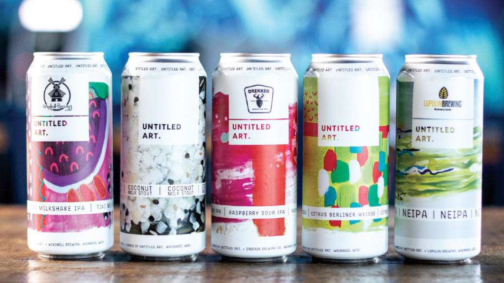 Untitled Art brings beer styles to Wisconsin that keep craft drinkers on the edge of their seats