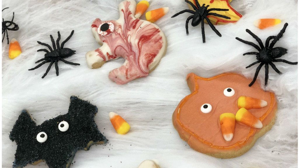 Try spider cookies, killer cocktails and ghostly cupcakes this week