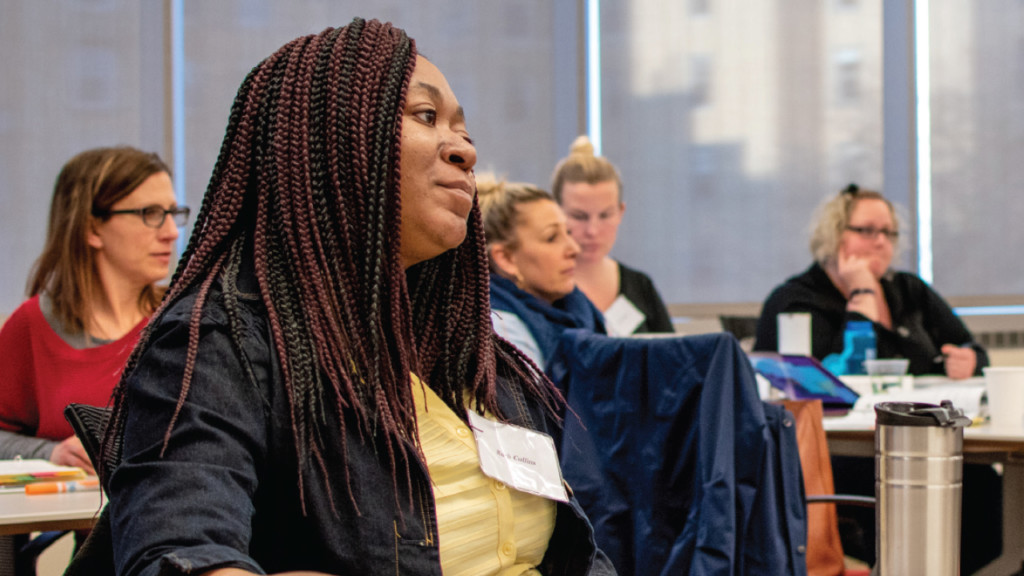 UpStart supports women and people of color in entrepreneurship