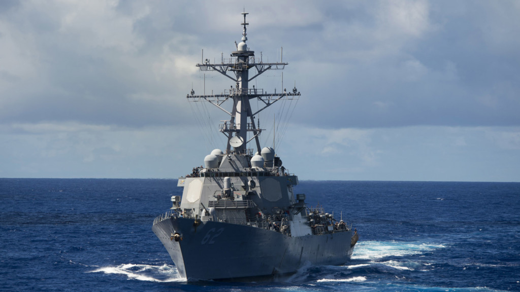 Wineke: How does a Navy destroyer get rammed by a cargo ship?