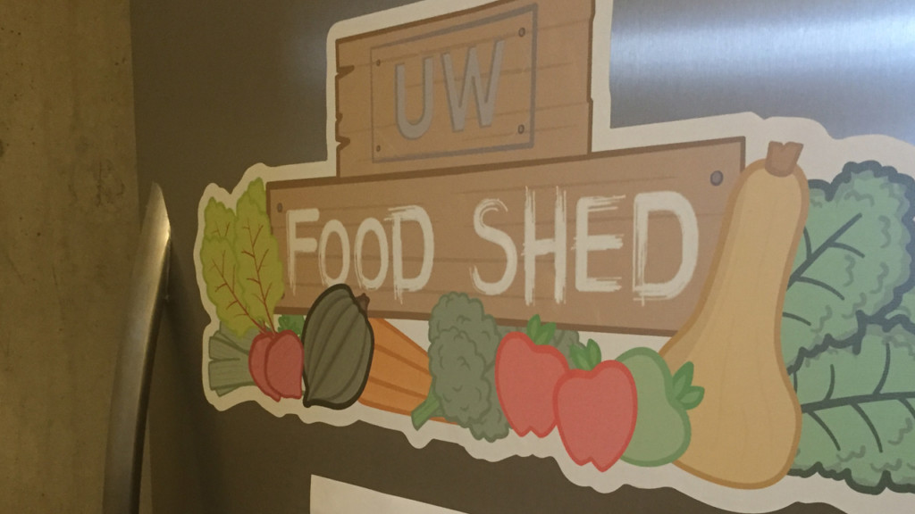 UW Campus Food Shed addresses food insecurity
