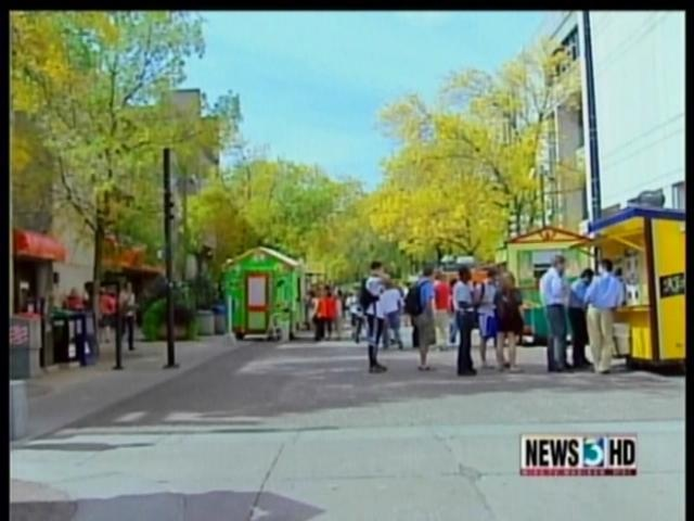 UW, City ask for resident help on Library Mall design
