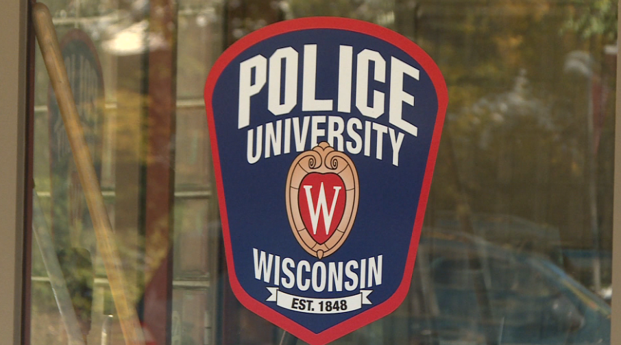 UW police investigating after man found in Vilas Hall with blood on face
