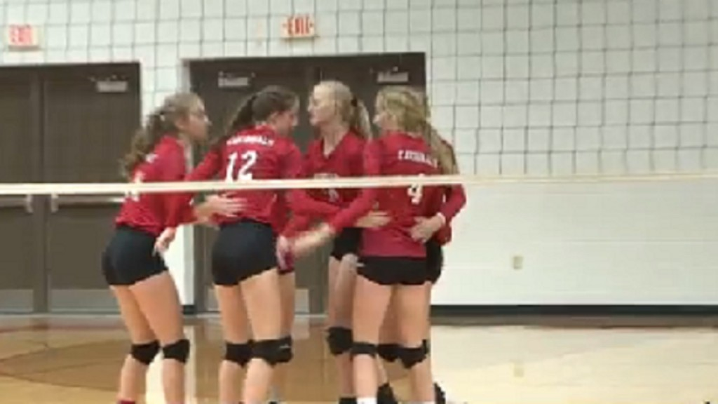 Highland volleyball sweeps No. 6 ranked Shullsburg