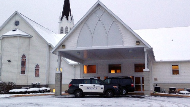 Police: Man breaks into Verona church, threatens to set it on fire