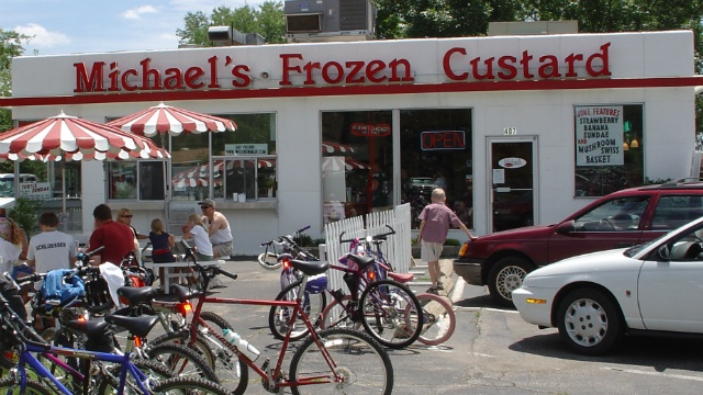 Michael's Frozen Custard owner to close 1 location after husband denied US visa