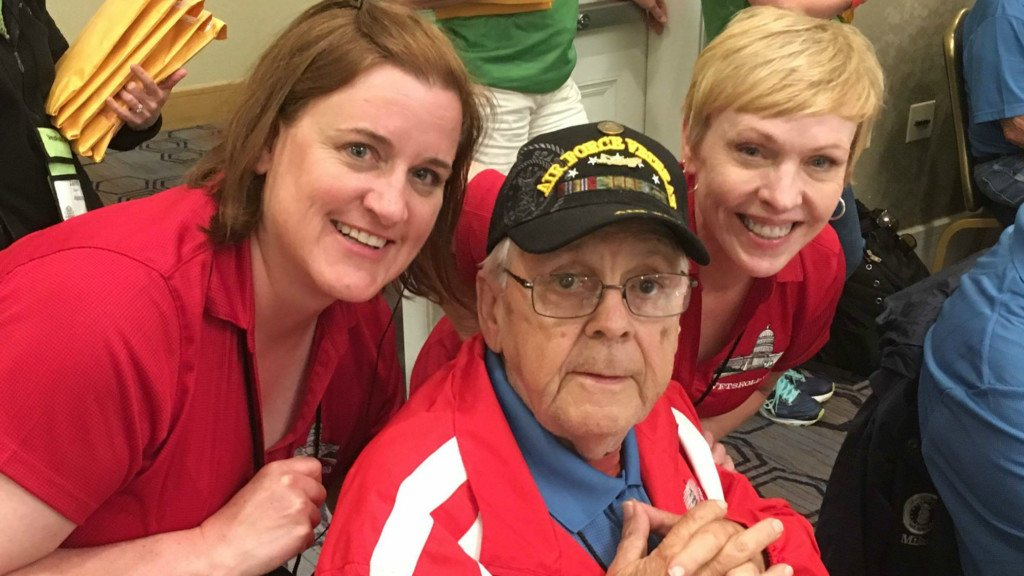 Hundreds successfully help Beloit woman in search for her late father's Vet's Roll jacket