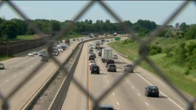 Drug traffic is coming up the interstate