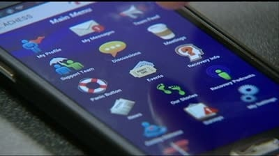 Fighting addiction? There's an app for that