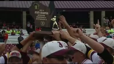 Jefferson wins the Division 2 state baseball title