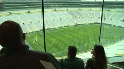 Packers test 'standing room' ticket sales