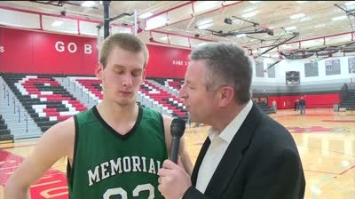 Big 8 Boys Basketball: Memorial wins conference outright beating Sun Prairie 50-45