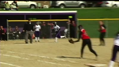 Monroe's Vetterli shocks Stoughton softball