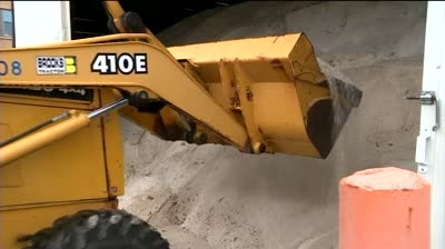 Road salt shortage hits snow-removal contractors