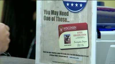 Supreme Court asked to block Wisconsin voter Iaw