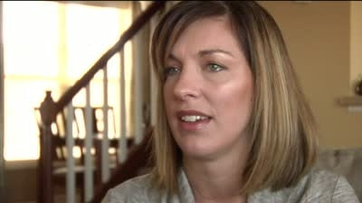 Woman shares near-death experience with flu