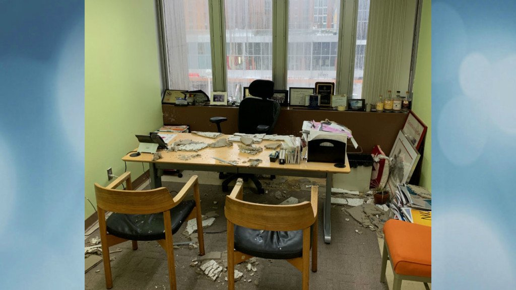 28 buildings damaged by flooding at UW-Madison