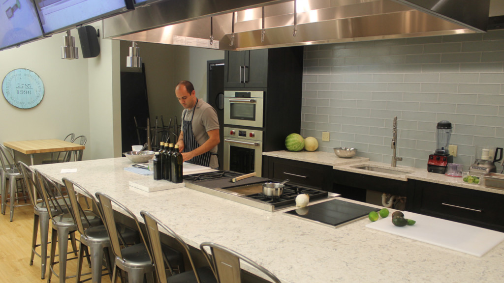 Cooking classes and other food events this week