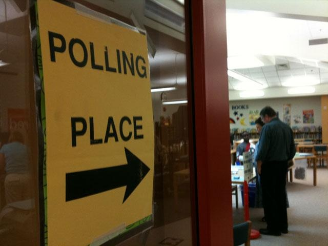 Report details polling place violations