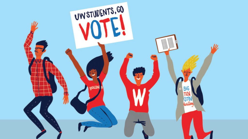 Generation vote: Big Ten Voting Challenge drives student voters