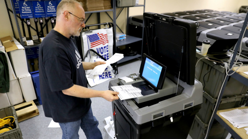 How hackers could attack Wisconsin's elections and what state officials are doing about it