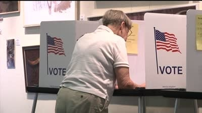 Elections officials say voting is going smoothly