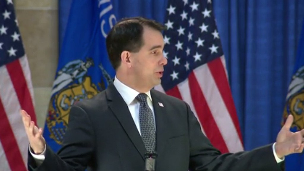 Walker denies he's interested in Cabinet position
