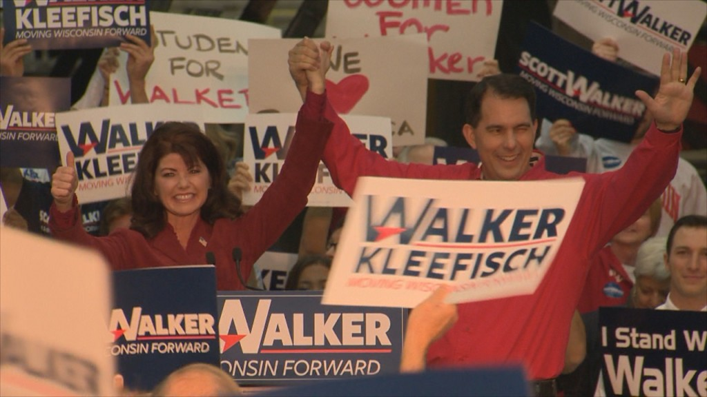 Gov. Scott Walker kicks off re-election campaign, calls for 'grassroots army'