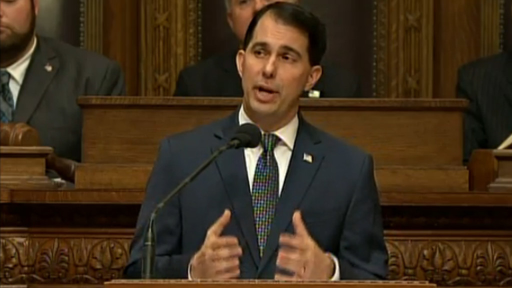 What's known, and unknown, about Walker's state budget