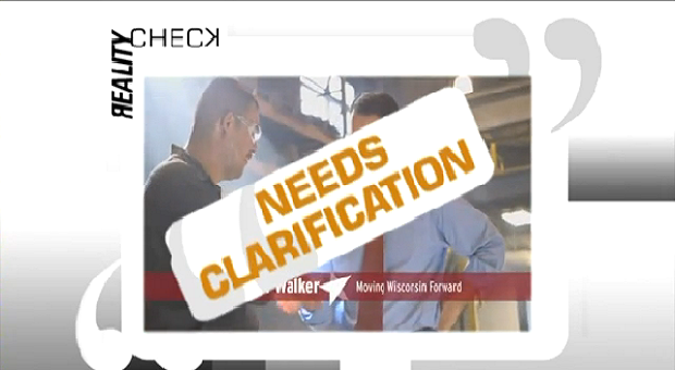 Reality Check: Walker won't release identities of workers in ad