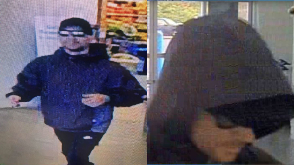 Lake Delton police search for attempted pharmacy robber