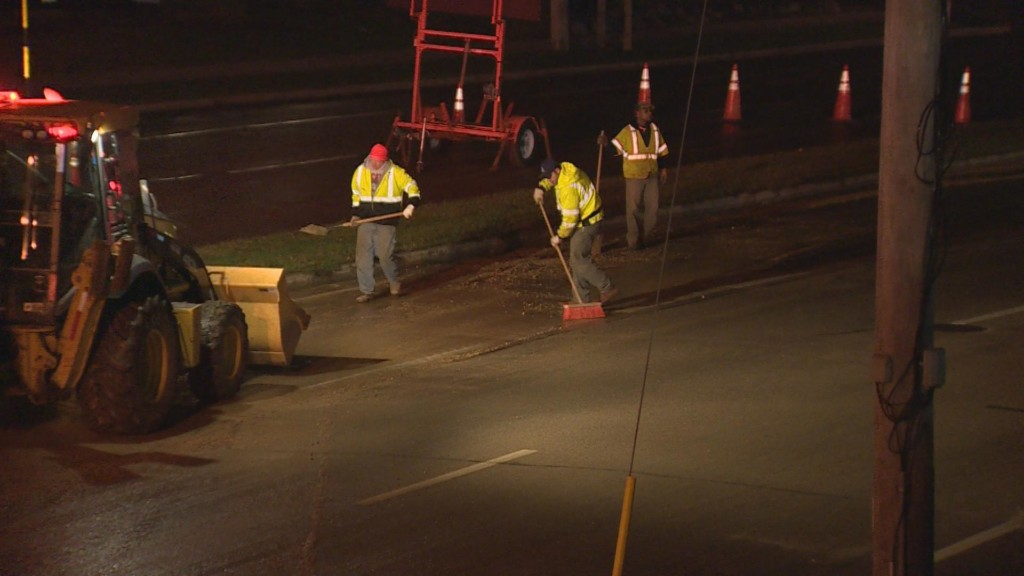Madison Water Utility reports main water break